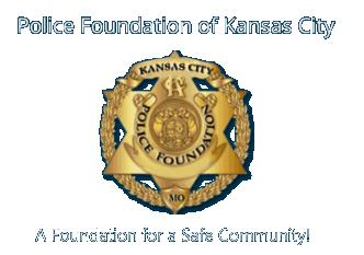Police Foundation of Kansas City Mobile Logo