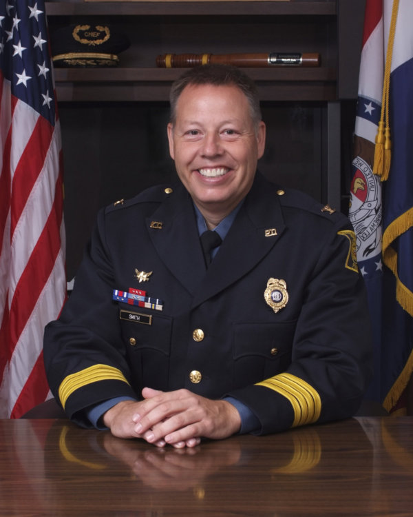 Rick Smith Chief of Police Kansas City Police Department