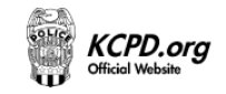 Kansas City Police Department Logo and Website link