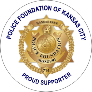Police Foundation of Kansas City Window Cling