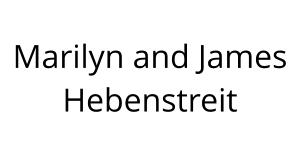 Marilyn and James Hebenstreit
